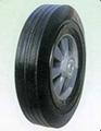 Solid Rubber Wheel(SR1007)