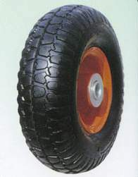Solid Rubber Wheel(SR1010)