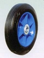 Solid Wheel,Trolley Wheel, Rubber Wheel (SR0702)