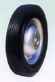 Solid Wheel with steel rim(SR0807)