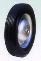 Solid Wheel with steel rim(SR0807)