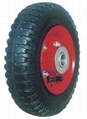 Trolley wheel/Pneumatic Tyre for Hand trolley/sack truck: PR0800-1 (8 X 2.50-4)