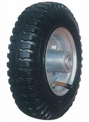Pneumatic Tyre/Rubber Wheel / Tire And Tube / Tyre And Tube: PR0801 (8 X 2.50-4)