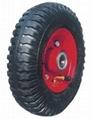 Pneumatic Tyre: PR0801-1 (8 X 2.50-4)