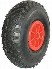 Pneumatic Tire: PR1002-1 (10 X 3.00-4)