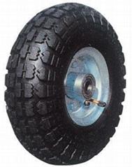 Pneumatic Tire: PR1007 (10 X 4.10/3.50-4)