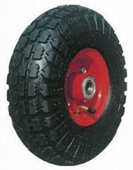 Pneumatic Tire: PR1007-1 (10 X 4.10/3.50-4)