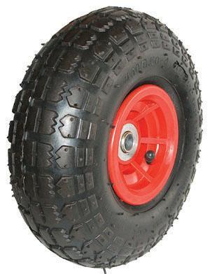 Pneumatic Tire/air tyre/rubber wheel for hand trolley: PR1008 (10 X 4.10/3.50-4)