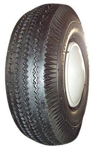 Pneumatic Wheel: PR1010-1 (10 X 4.10/3.50-4)