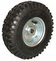 Pneumatic Wheel: PR1013 (10 X 4.10/3.50-4)