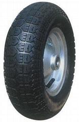 Pneumatic Tyre: PR1400-1 (14 X 3.50-7)