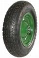 Pneumatic Tyre: PR1400-2 (14 X 3.50-7)
