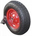 Pneumatic Tyre: PR1400-3 (14 X 3.50-7)