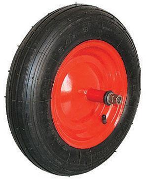Pneumatic Tire /rubber wheel/air wheel for Wheelbarrow: PR1408 (14X3.50-8) 1