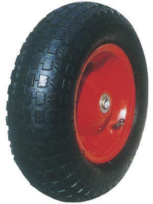 Pneumatic Wheel: PR1412 (14 X 3.50-8)