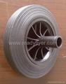 garbage bin wheel /dustbin wheel /solid