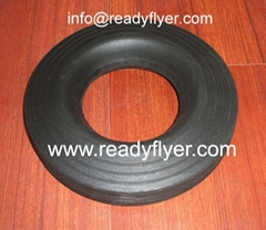 Solid Tyre For Dustbin Wheel, Trash Container Wheel, Wheelie Bin Wheel,Ash bin