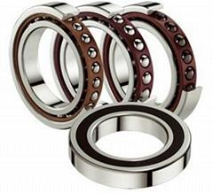 Machine tool spindle bearings P2/P4/P5
