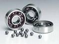 Bearings for electric motor & water pump