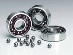 Bearings for electric motor & water pump