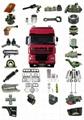 DAF/BPW/BEDFORD Truck wheel bearing