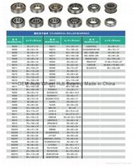 Cylindrical roller bearing NUP2203ETN1 92503EA