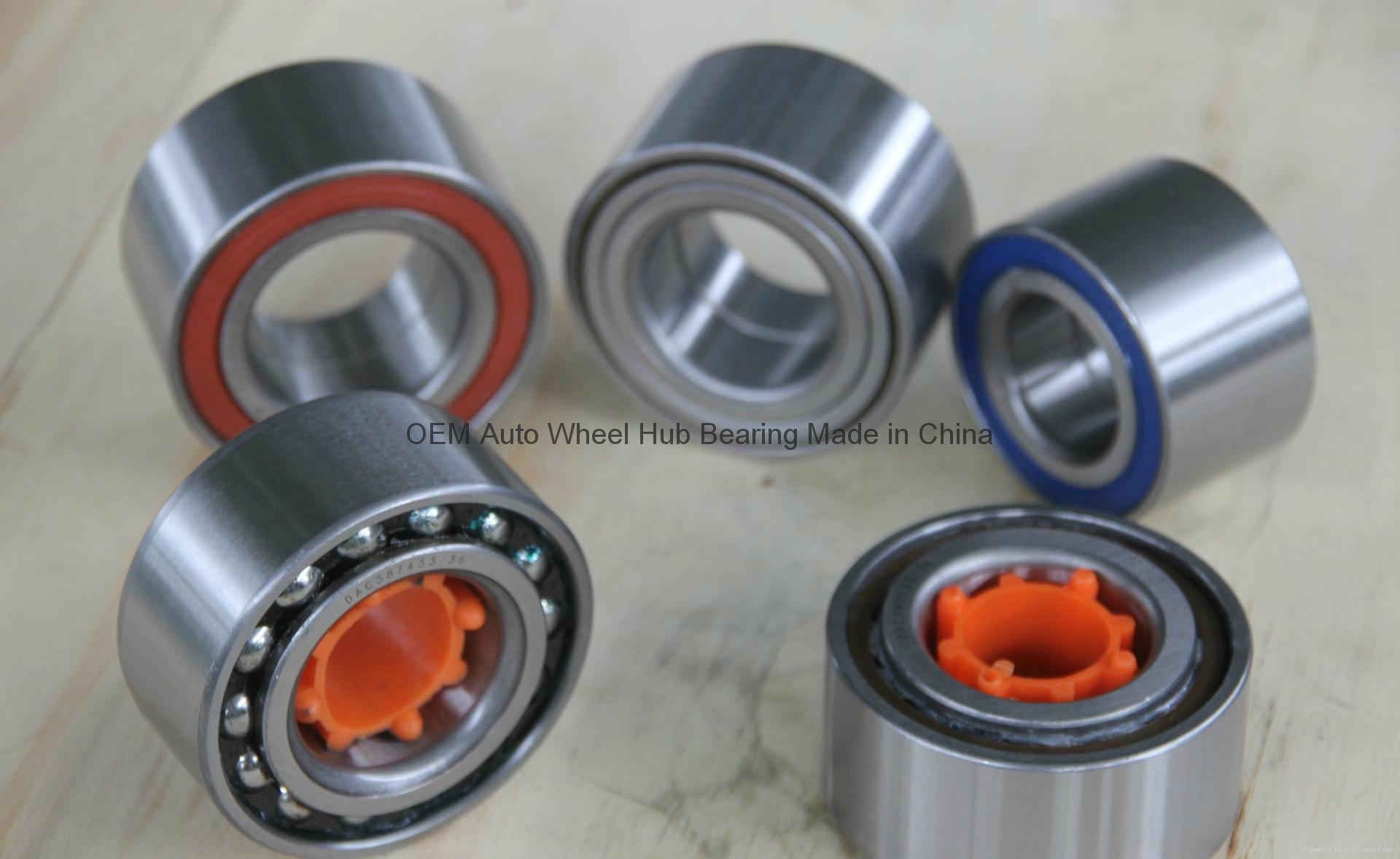 Industrial Bearing sell in Middle East/Africa market