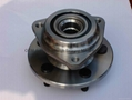 Hub bearing with integrated ABS Wheel