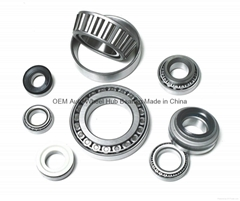 2 Row/4 Row Tapered roller bearings