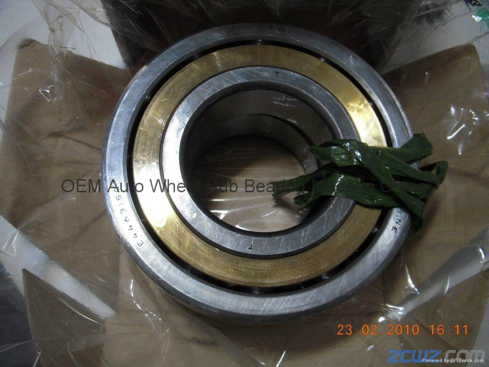 Bearing for railway traction motor 6311 NU215 P4