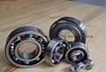 Deep groove ball bearings for trucks