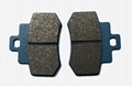 Brake pad & brake sensor for BMW, BENZ, LAND ROVER, PORSCHE