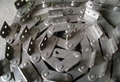 Stainless steel chain 300 series 06BSS-16BSS Pitch 9.53-25.4mm