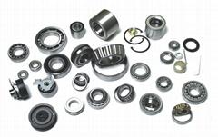 Non standard roller bearing