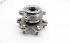 Auto wheel hub unit