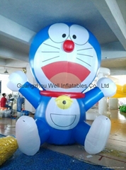 inflatable adversting sh