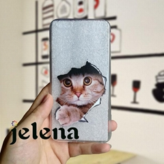 Animal TPU Print Cover Coque For iPhone