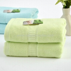 Cheap Bamboo fiber hand towels