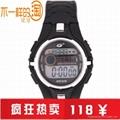 品牌運動防水電子手錶