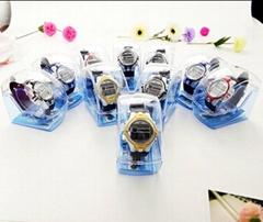 Children multi-function digital watches