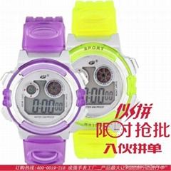 多功能品牌防水手錶