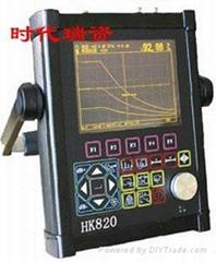 超声波探伤仪HK820