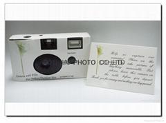 Wedding camera(C006)