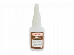 粘硅胶不处理塑料胶水QIS-3009