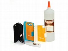 粘PC塑料防護套專用粘合劑