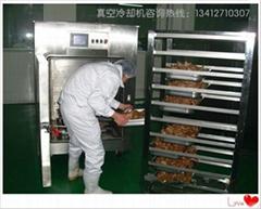 果蔬真空預冷機農產品加工保鮮設備