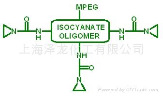 XC-203 氮丙啶改性異氰酸酯交聯劑