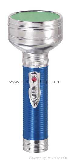 LED金屬/鐵質彩色手電筒 FT2DE29C/FT2DE29E 1