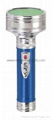 LED金屬/鐵質彩色手電筒 FT2DE23C/FT2DE23E