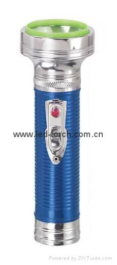 LED金屬/鐵質彩色手電筒 FT2DE2C/FT2DE2E 2